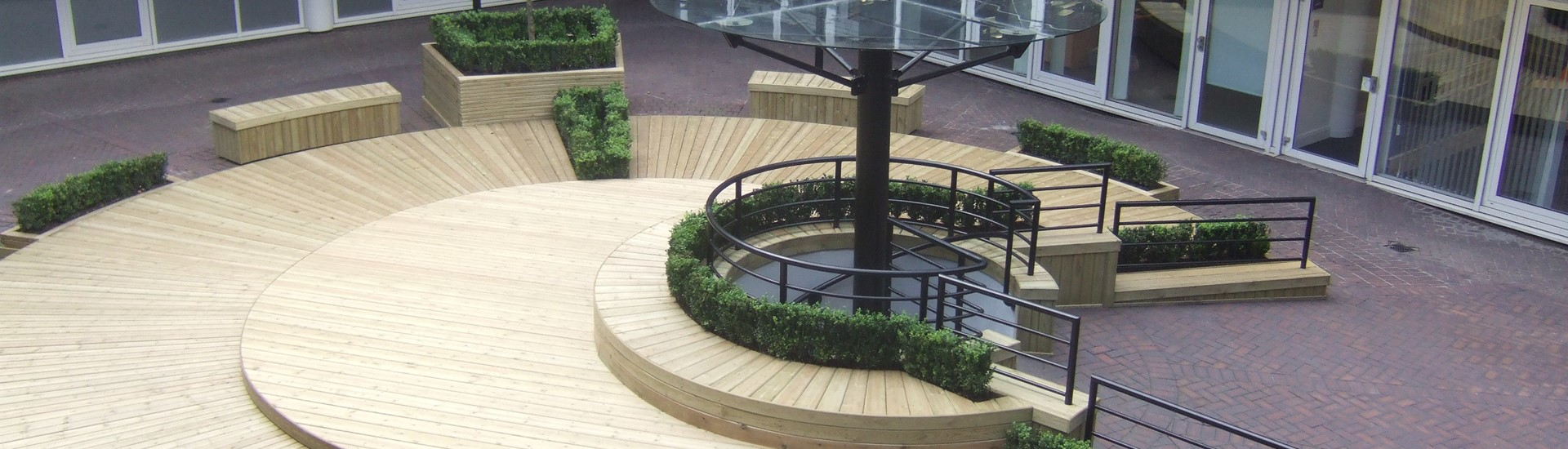 Timber Decking Designers Installers | Decking Company UK