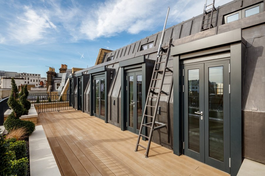 Composite Decking | London
