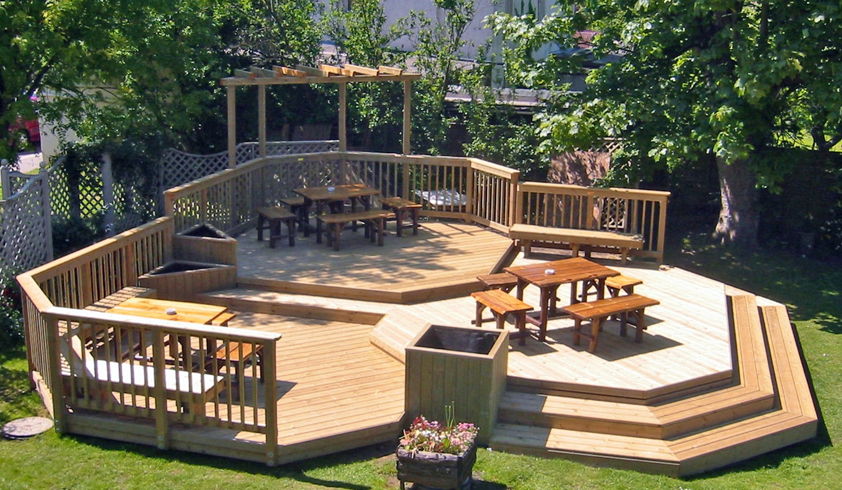 Wood Decking | Deck Experts 3